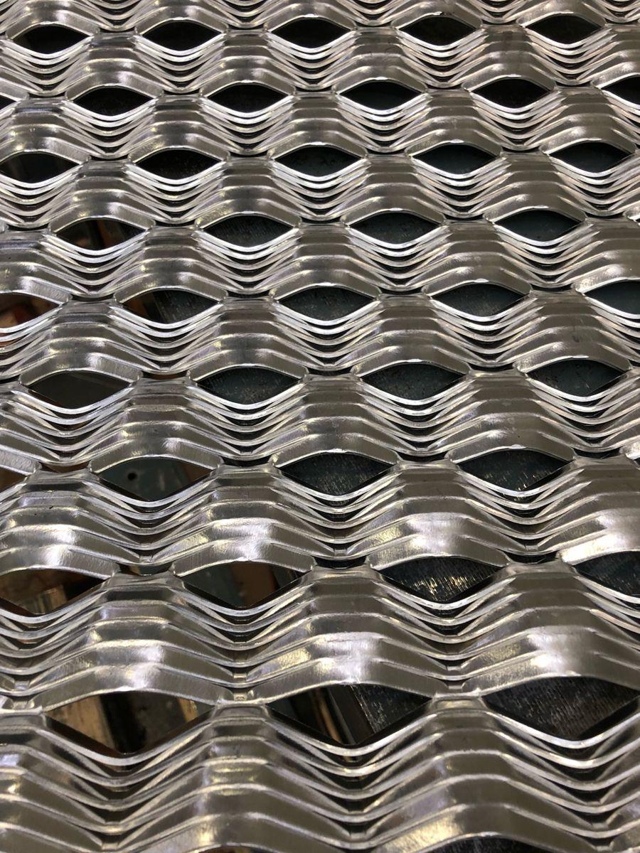 Expanded metal Fratelli Mariani Big5